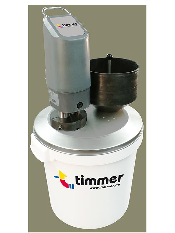 non-heated d3 glue pump